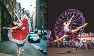 Creative, Beautiful, Mesmerizing - Ballet on the Streets of New York City