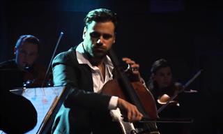 Magnificent Music from A Brilliant Cello Duo