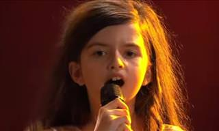 Angelina Jordan Astar: An 8-Year-Old Singing Diva