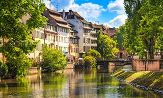 The Beauty of Alsace, France