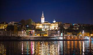 The Belgrade Lights