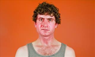 A Severely Sunburned Man & an Odd Prescription
