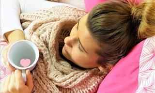 10 Habits That Increase Your Flu Risk