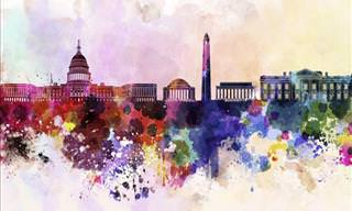 US Capital City Test: 3 Quizzes, 30 Cities