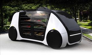 Robomart: A More Convenient Convenience Store