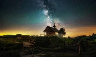 The Night Sky Looks So Enchanting in These Stunning Photos