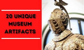 Museums Have Some of the Most Captivating Artifacts!