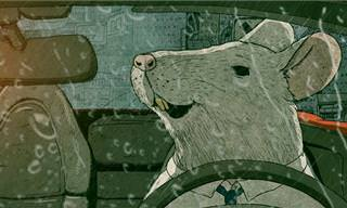 Happiness: The Story of One Tough Rodent in the Rat Race