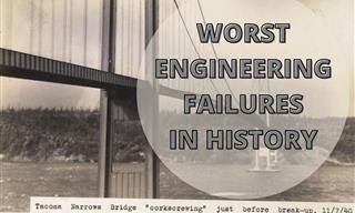 10 Of the Worst Engineering Disasters In History