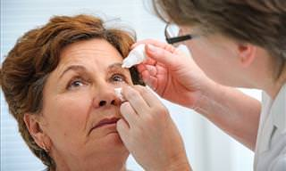 Here's How to Cure Annoying Eyelid Twitching
