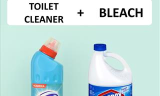 Mixing These Cleaning Liquids Creates Toxic Fumes