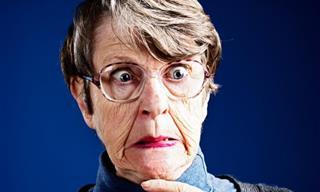 Joke: The Risk-Taking Old Lady