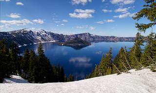 The Top 10 Most Beautiful Lakes in the USA