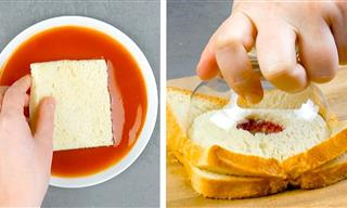 Recipe: Turn Sliced Bread Into 4 Wonderfully Tasty Treats