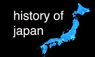 A Funny History of Japan in a Few Minutes Time
