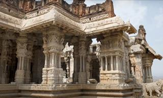 Explore the Mystery of the Musical Pillars of This Temple