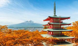 Photo Collection: Photos of Japan's Beautiful Nature