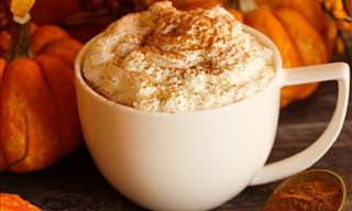 How to Make a Tasty Pumpkin Latte