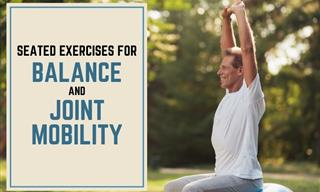 The Best Exercises For Seniors You Can Do in a Seated Position