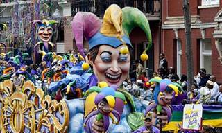 8 Cities Outside New Orleans That Celebrate Mardi Gras