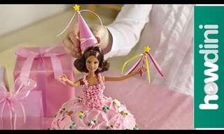 Guide: Make a Princess Birthday Cake!