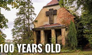 This World War 1 Chapel Holds Many Secrets