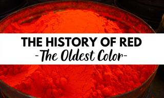 The Many Hues of Red Throughout History