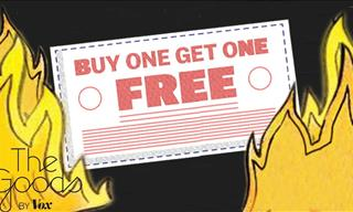 Does 'Buy One Get One Free' Actually Make You Spend More
