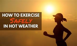 5 Useful Tips For Exercising in the Summer Heat