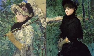 Get Lost in the Lovely Impressionist Art of Édouard Manet