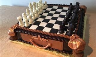 15 Stunning Illusion Cakes