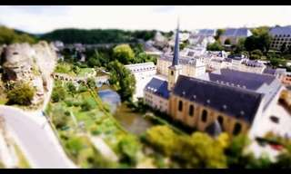A Day in the Life - Luxembourg!