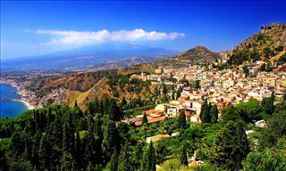 The Top 10 Must-See Places In Sicily