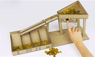 How to Make an Automatic Coin Sorter Step by Step