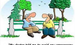 A Selection of Hilarious Cartoons