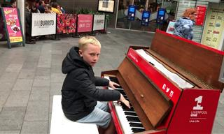 What's Piano Dance Music? Let a Young Virtuoso Demonstrate