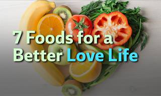 The Best Foods to Improve Your Love Life