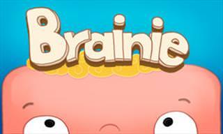 Puzzle Game: Brainie the Math Game!