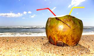 8 Health Benefits of Drinking Coconut Water
