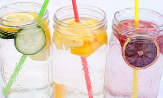 Easy & Healthy Flavored Water Recipes