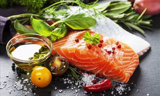 12 Foods That Are Rich in Omega-3