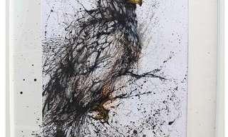 Wonderful Splatter Art by Chen Yingjie!
