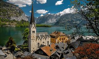 Austria's Lake District Is Gorgeous Beyond Belief!
