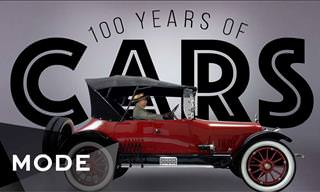 The Evolution of Cars Through the Past 100 Years