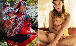 The Beauty of Motherhood in 18 Different Cultures