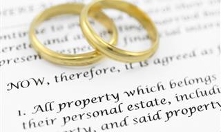 The Senior Prenuptial Agreement