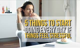 What to do When Things Start Getting Stressful