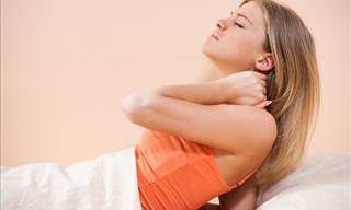 Simple Stretches to Reduce Neck Pain