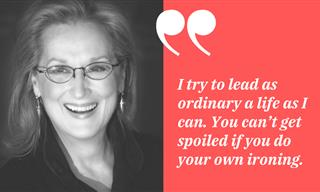 These Words Illustrate Why Meryl Streep is So Inspiring