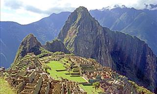 Fantastic Pictures of Machu Picchu